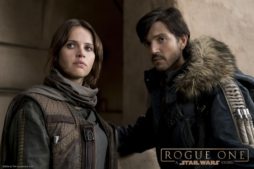 Rogue One, en el club de los mil millones