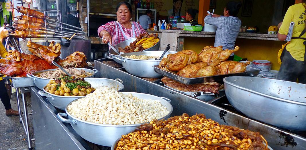 Ecuador, un paraíso culinario al alcance